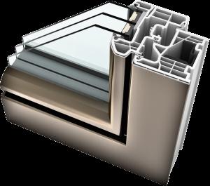 PVC aluminij prozori - Hoco Stabil