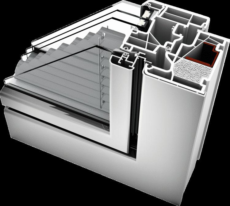 PVC aluminij prozori - KV 440 home pure - Hoco Stabil